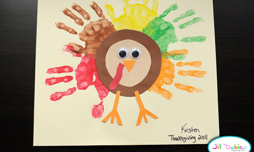 11 Simple Thanksgiving Crafts