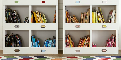 7 More Ideas for Organizing Kids' Books | Help! We've Got Kids
