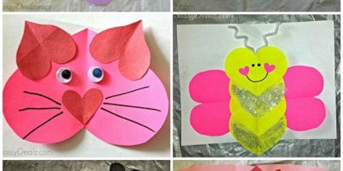 10 Cute Valentine S Day Craft Ideas Help We Ve Got Kids