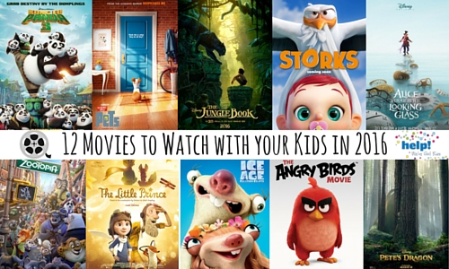 12 movies to watch with your kids in 2016 toronto