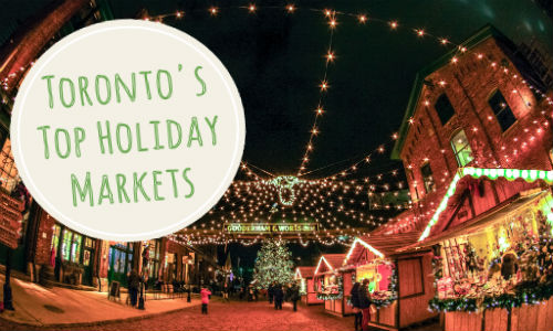 Holiday Markets Toronto 2014