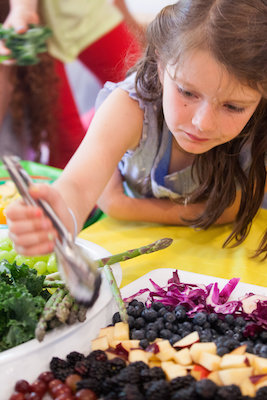 5 Secrets To Raising Healthy Eaters | Help! We've Got Kids