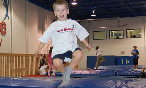 7 Cool Exercise Classes for Kids in the GTA | Help! We've Got Kids
