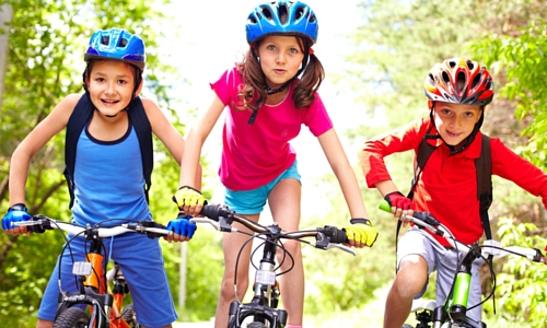 Road Safety: Teaching Kids How to Bike in Toronto | Help! We've Got Kids