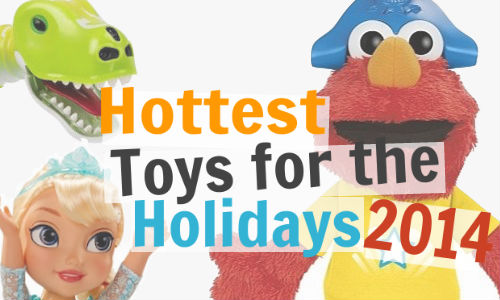 Toys We Got For The Holidays : Hot new toys holidays help we ve got kids