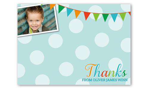 5 Cute and Creative Thank-You Notes | Help! We've Got Kids