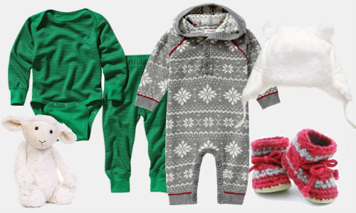 Babys Clothes Casual Holiday Party Outfit | Help! We've Got Kids