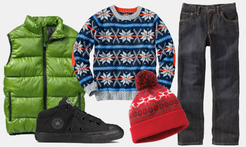 Boys Clothes Casual Holiday Party Outfit | Help! We've Got Kids