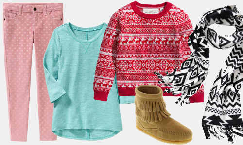 Girls Clothes Casual Holiday Party Outfit | Help! We've Got Kids