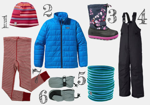 Essential Winter Gear for Kids | Help! We've Got Kids