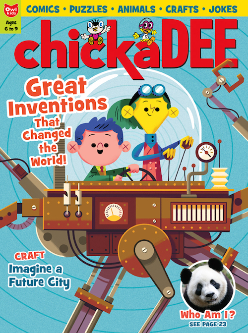 10 Awesome Educational Magazines For Canadian Kids Help