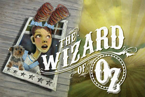 <em>The Wizard of Oz</em>