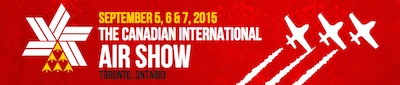 The Canadian International Air Show 2015