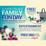 Leaside Village Family Fun Day