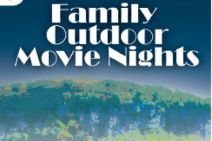 Family Outdoor Movie Nights