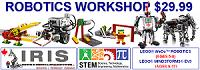 Robotics Workshop (ages 5-17)