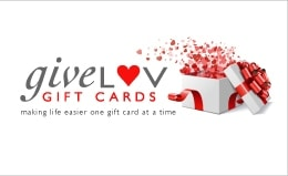 GiveLuv Gift Cards, Toronto & the GTA