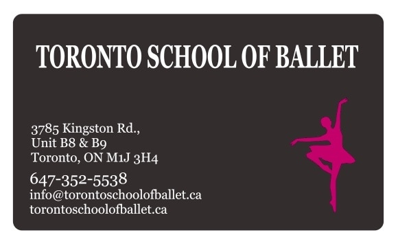 Toronto School of Ballet Inc