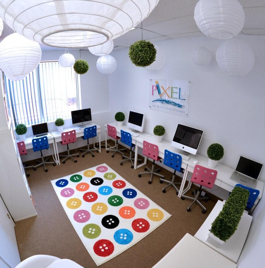 Pixel Art & Design Studio