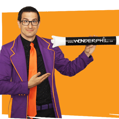 WonderPhil Magic Shows