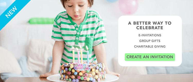 Birthday Party Invitations: ECHOage
