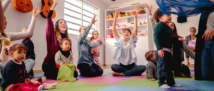 Baby Classes: Fun With Music Together