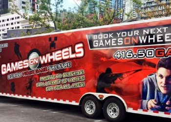 Games On Wheels