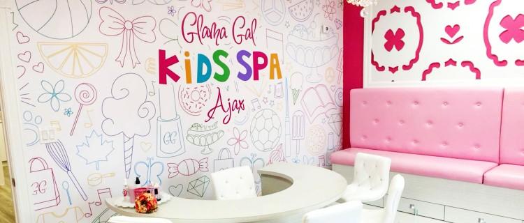 Birthday Parties: Glama Gal Kids Spa Ajax
