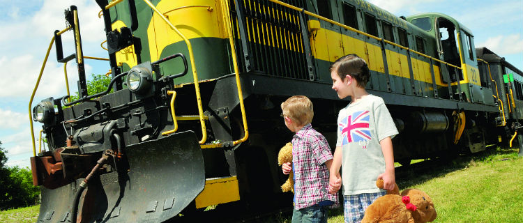 Business Listing: York-Durham Heritage Railway