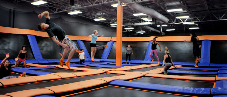 Business Listing: Sky Zone Vaughan