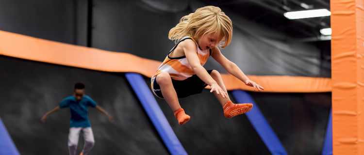 Business Listing: Sky Zone Toronto