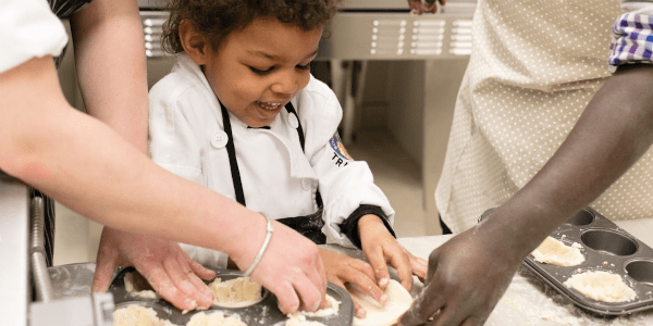 Rooks to Cooks summer cooking camps Toronto