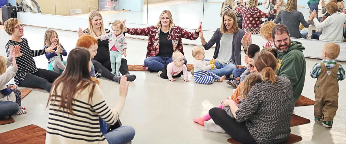 Unique Early Childhood Music Classes in Toronto