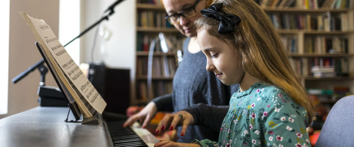 Music Lessons at Home in Midtown Toronto (Piano, Voice, and