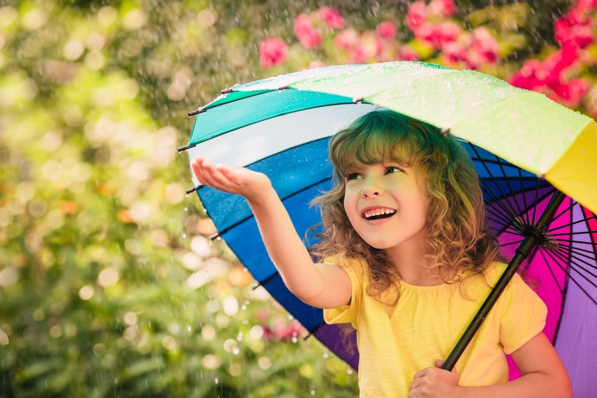 Article: The 7 Best Kid-Friendly Umbrellas