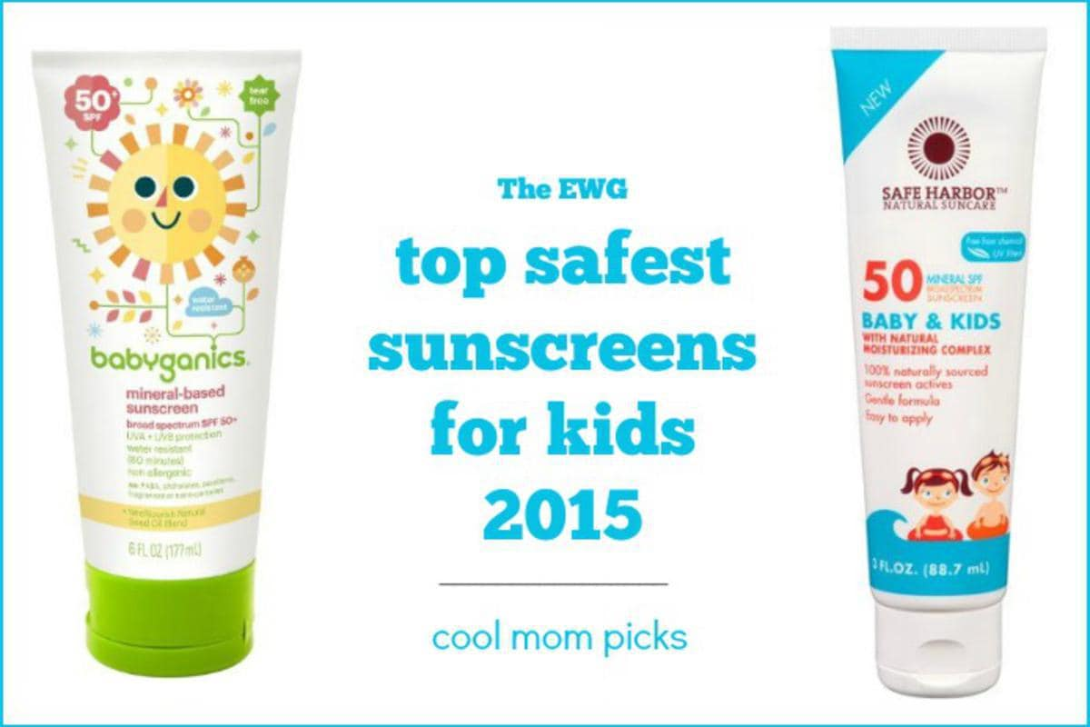 Article: Which Sunscreens Are Safe? Top 5 Sunscreens for Kids