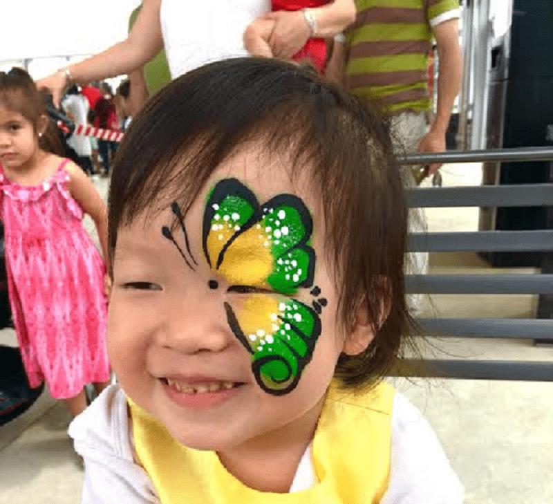 Face Painting Toronto Birthday Parties