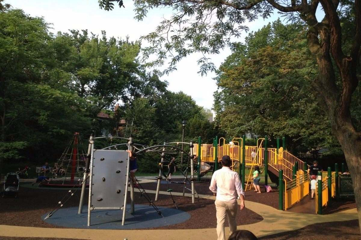 AFun Places To Play: Oriole Park's Neshama Playgroundrticle: