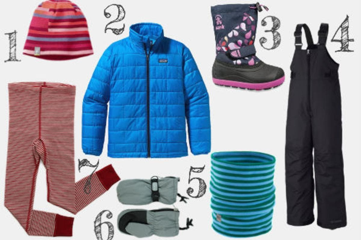 Article: Essential Winter Gear for Kids