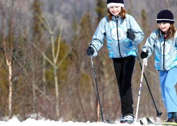 Where To Go Cross-Country Skiing and Snowshoeing in the GTA