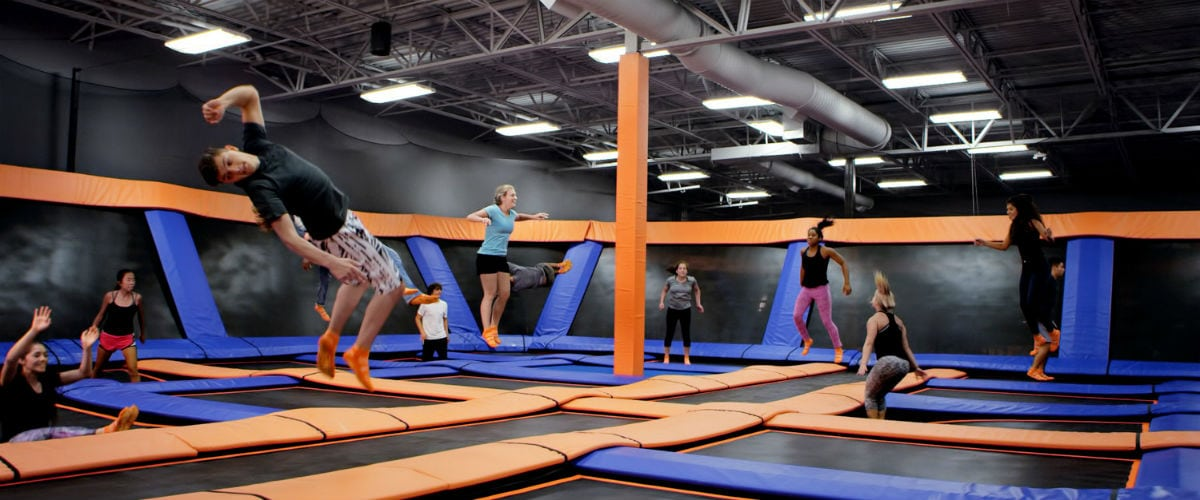 Article: Kids Fly High at New Sky Zone Location in Vaughan