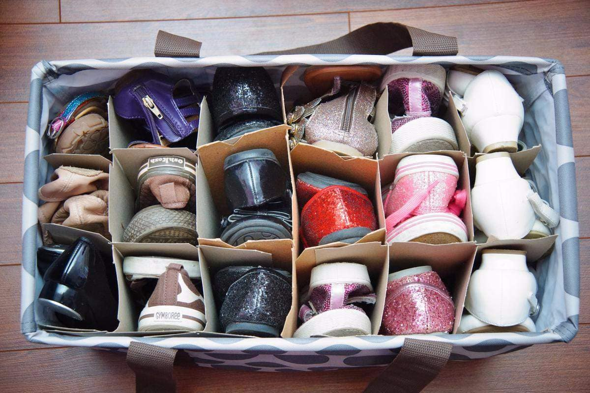 Inexpensive Shoe Storage Solutions