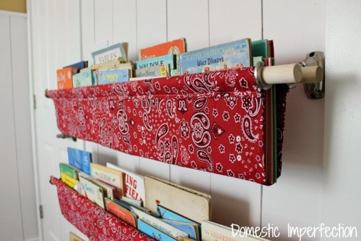 Article: 9 Ideas for Organizing Kids' Books
