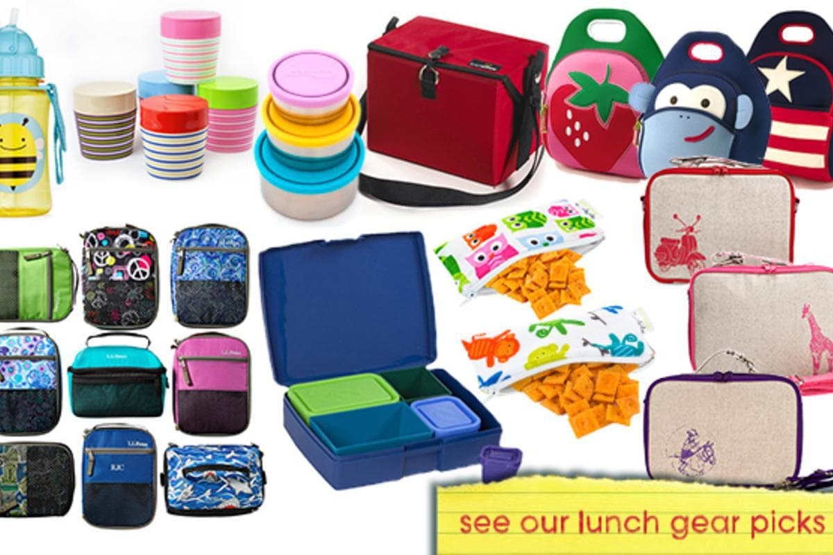 Article: The Best Litterless Lunch Boxes for Back-to-School