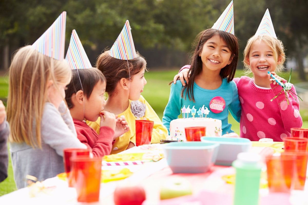 Backyard Birthday Party Ideas For Kids Article: 5 Great Backyard Birthday Party Ideas for Kids