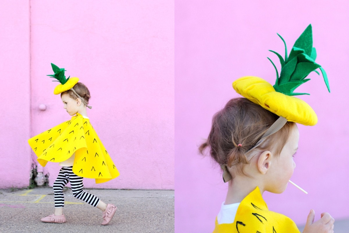 11 cute diy halloween costumes for kids help we 39 ve got kids for Quick halloween costumes for toddlers