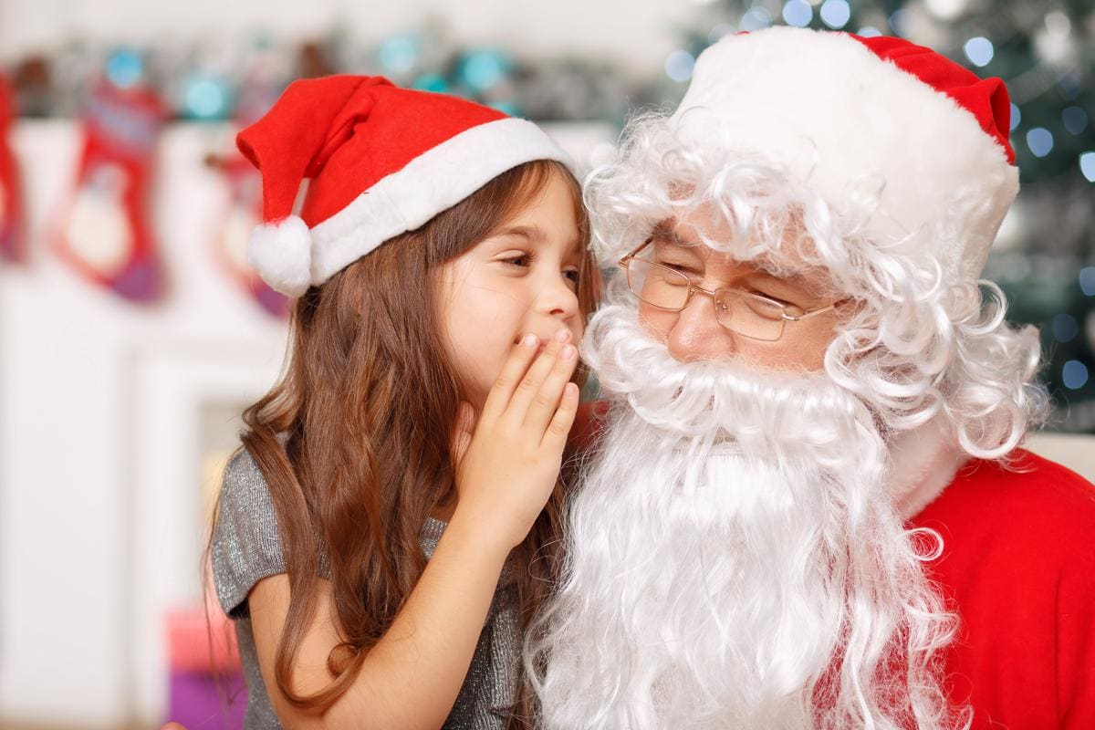 Best places to meet santa this year in the gta help weve got kids m4hsunfo
