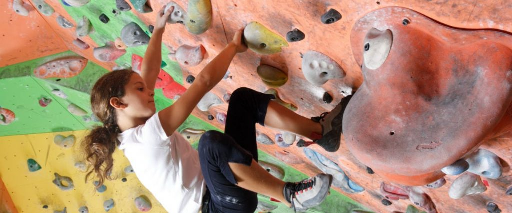 Article: Toronto Indoor Climbing Gyms for Kids