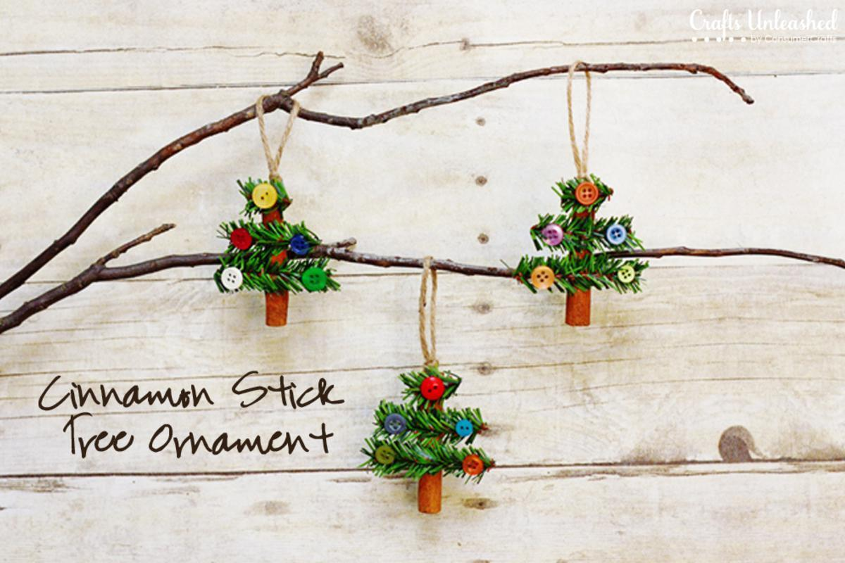 Article: 11 DIY Christmas Ornaments Kids Can Make