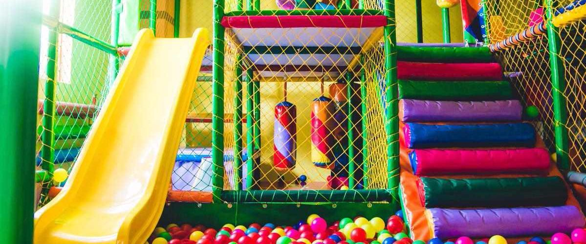 Fun Toronto Indoor Playgrounds in the East End and Scarborough